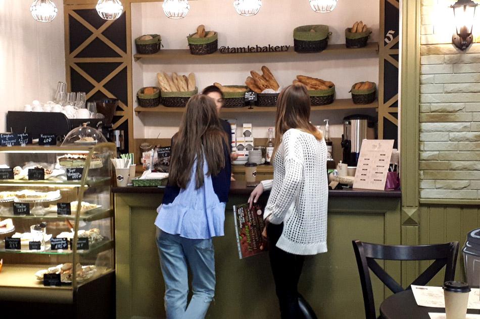 Кофейня-пекарня «ТАМ ЖЕ» в городе Обнинске