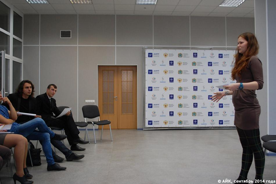 Олег Таран провёл встречу с молодыми предпринимателями Обнинска