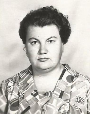 Татьяна Акимовна Гостева