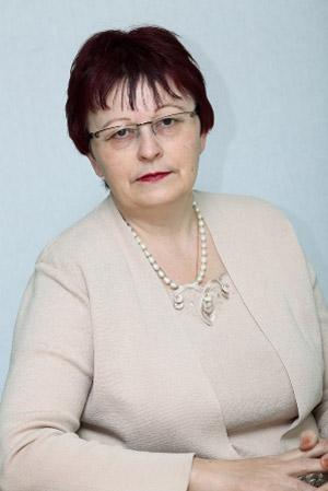 Татьяна Ефимовна Куликова