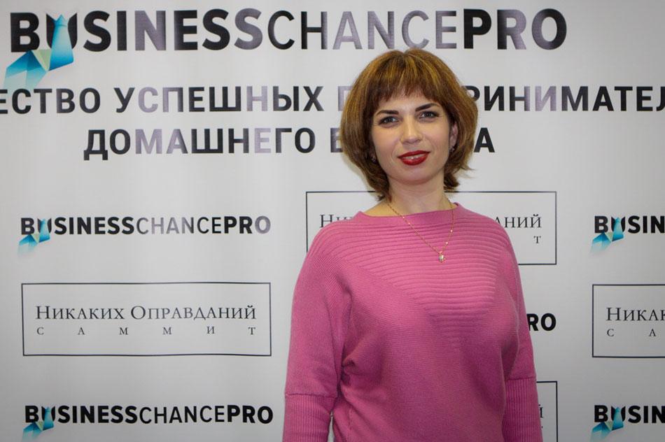 Татьяна Геннадьевна Тимченко