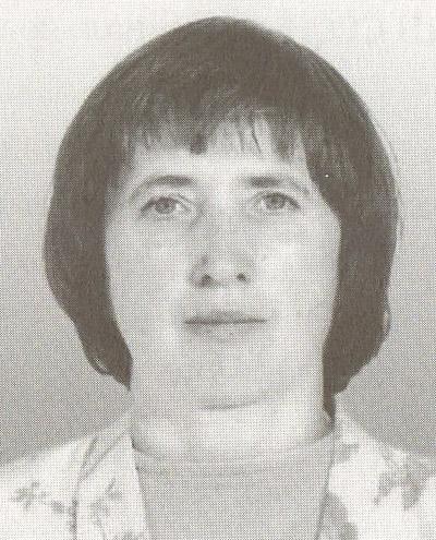 Татьяна Григорьевна Сазыкина