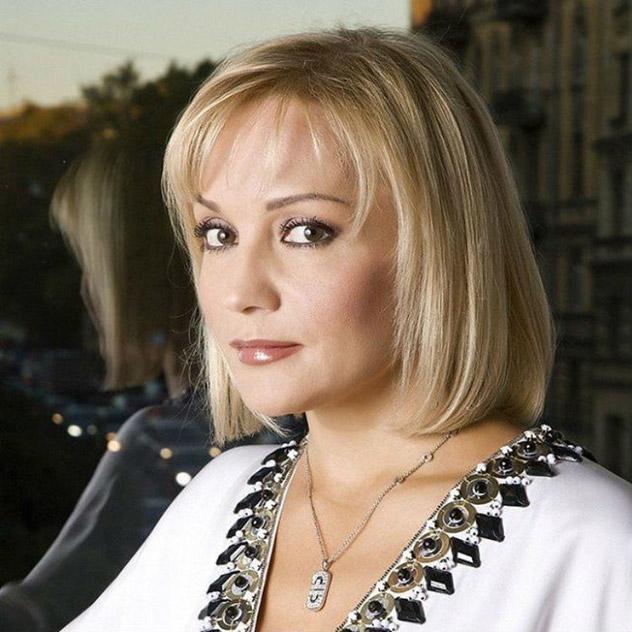 Татьяна Ивановна Буланова
