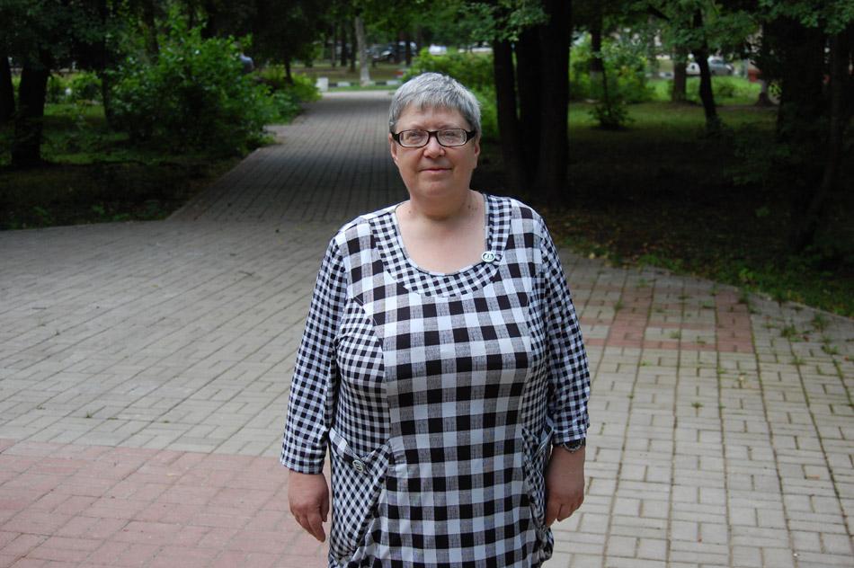 Татьяна Михайловна Котляр в 2013 году