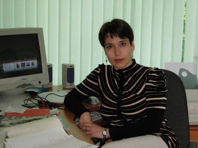 Татьяна Михайловна Наумова