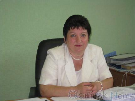 Татьяна Михайловна Дьяченко