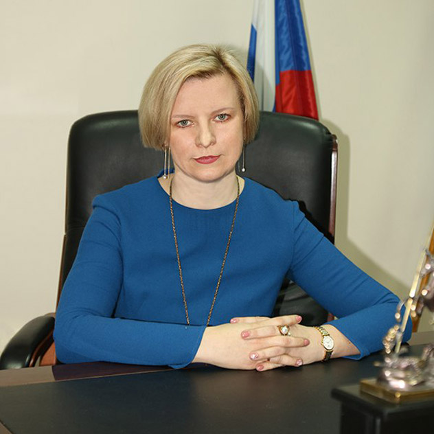 Татьяна Николаевна Леонова