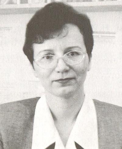 Татьяна Николаевна Верещагина