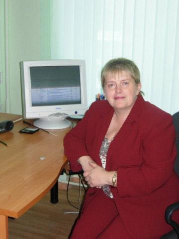Татьяна Петровна Александрова
