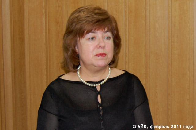Татьяна Сергеевна Попова