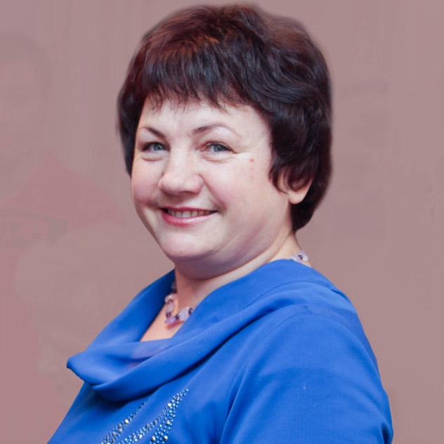 Татьяна Васильевна Ляшко