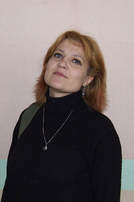 Татьяна Витальевна Верушкина