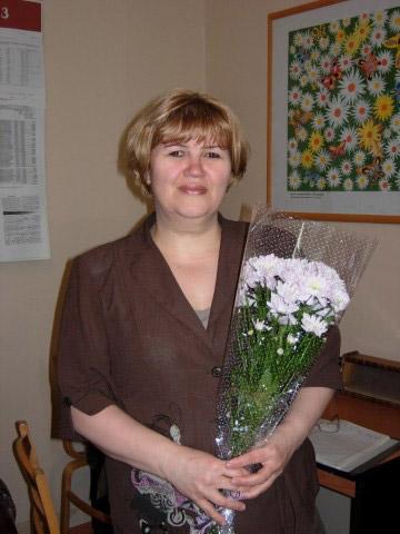 Татьяна Владимировна Фыкина