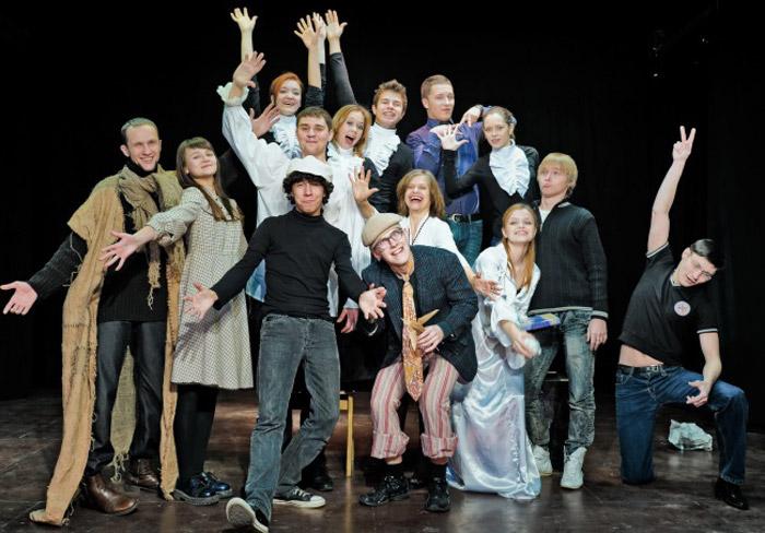 Студенческому Театру ИАТЭ – 20 лет!