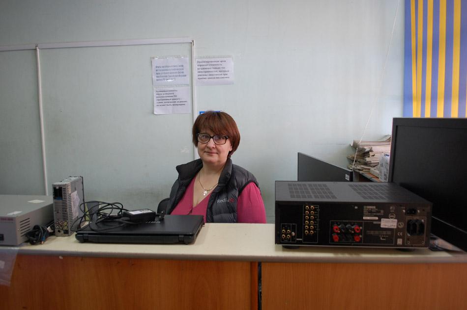 Сервисный центр «ТелеВидеоСервис» в городе Обнинске