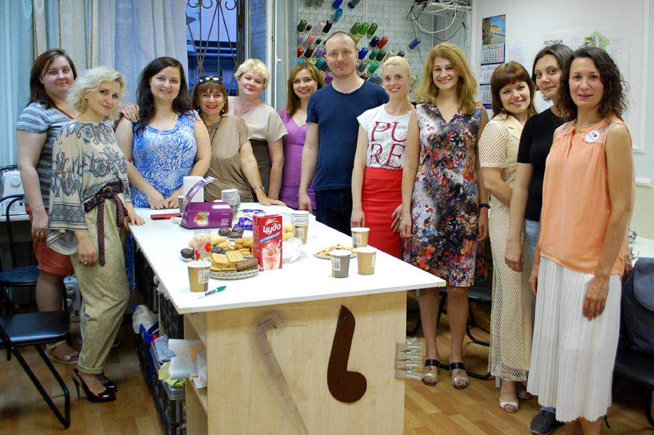 4-й дождь программы прозрачности в городе Обнинске