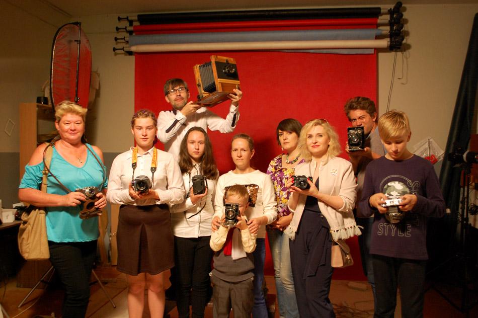 9-й дождь программы прозрачности в городе Обнинске