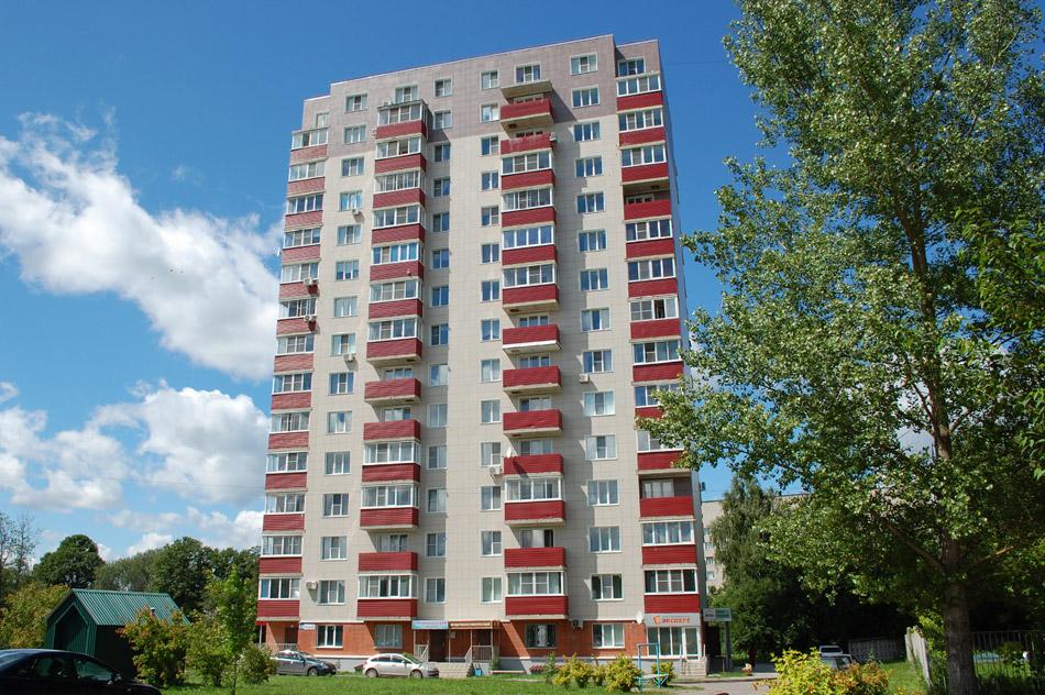 Улица Шацкого, 15 в городе Обнинске