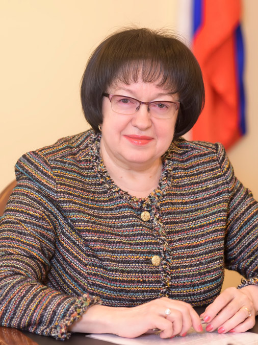 Валентина Ивановна Авдеева