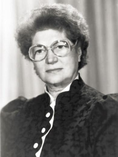 Валентина Ивановна Гончарова