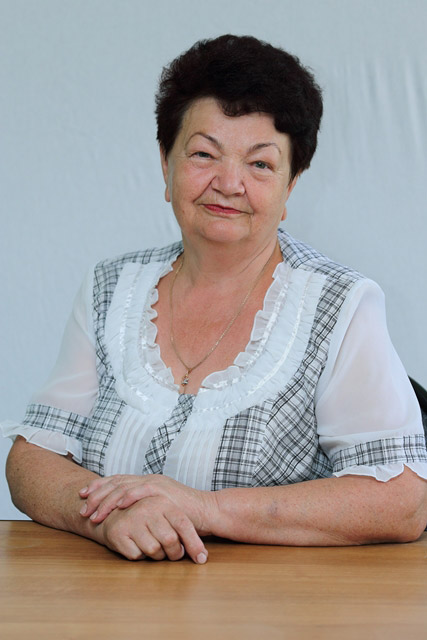Валентина Ивановна Котова