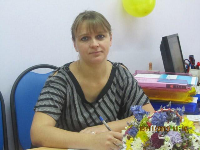 Валентина Ивановна Сичкарь