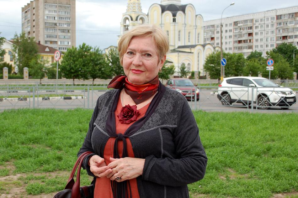 Валентина Калениковна Джусова
