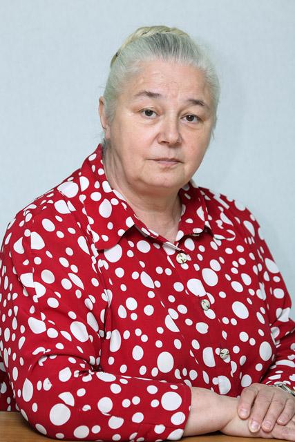 Валентина Сергеевна Лапенкова