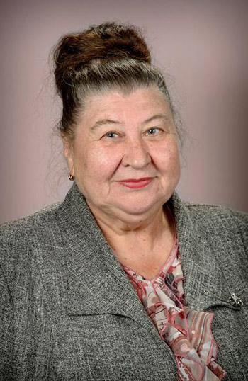 Валентина Степановна Красовская