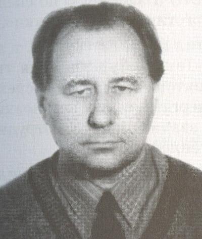 Валерий Алексеевич Жеребцов