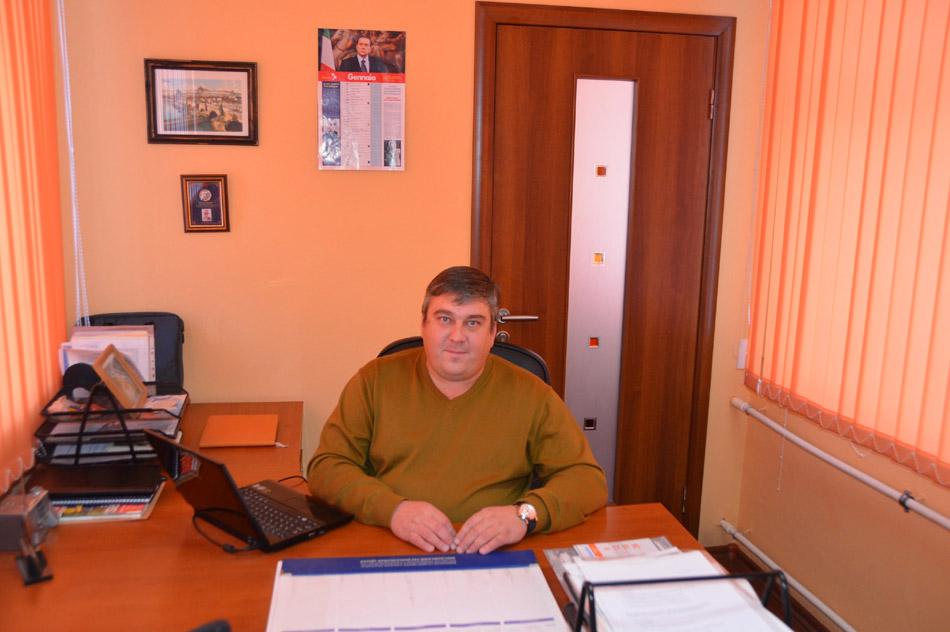 Валерий Фёдорович Рыбалкин