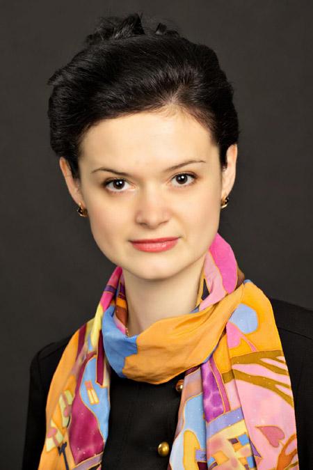 Варвара Анатольевна Антохина