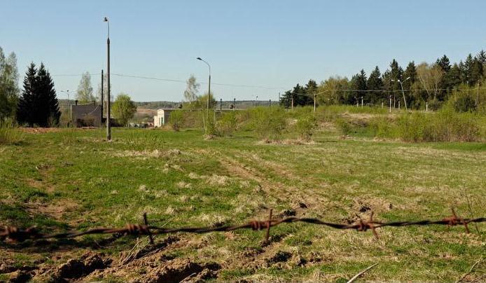 Вашутинский водозабор в городе Обнинске
