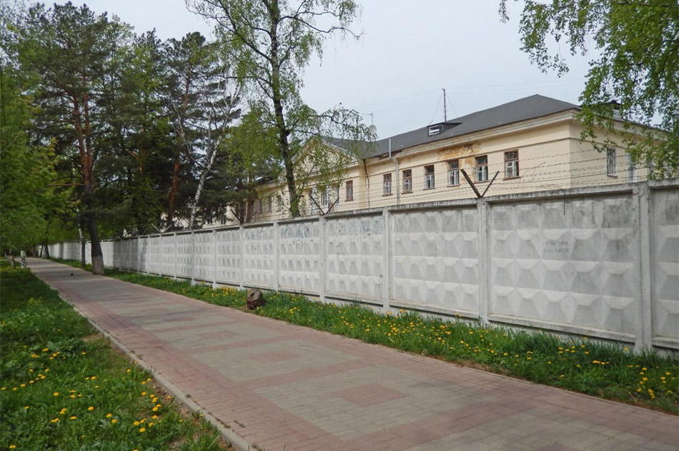 Войсковая часть ВВ МВД РФ №3382 в городе Обнинске