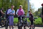Велопробег «Мир! Труд! Вел!» в 2012 году в городе Обнинске