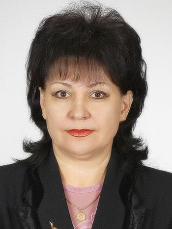 Вера Николаевна Чернышова