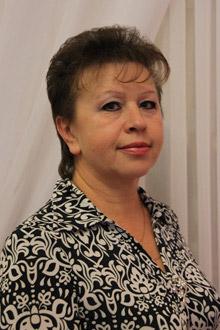 Вера Николаевна Леванова
