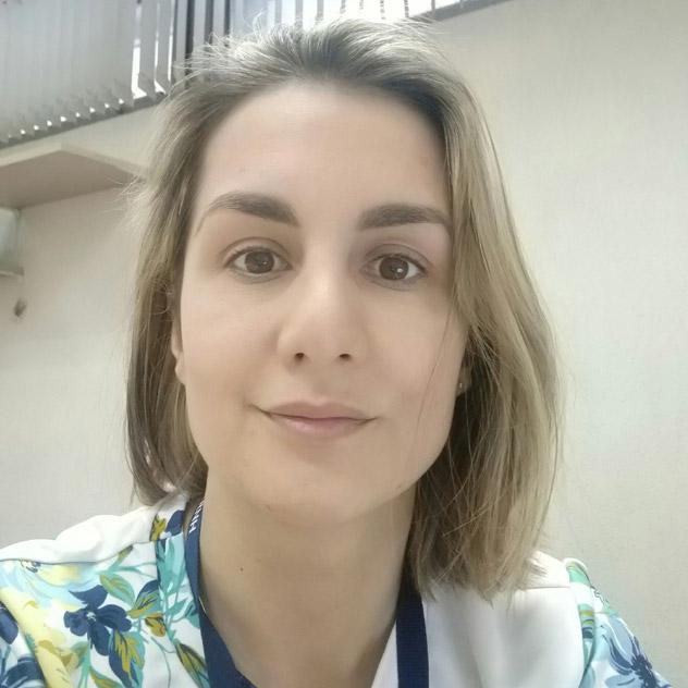 Вера Владимировна Иволгина