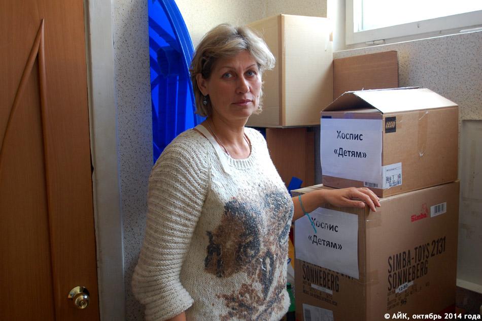 Вероника Евгеньевна Толстова