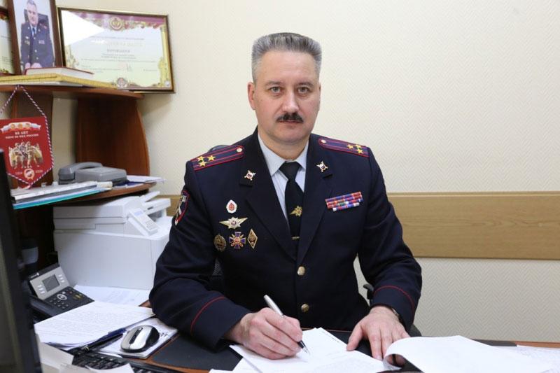 Виктор Александрович Новиков
