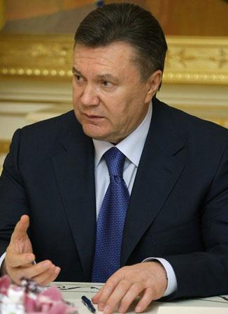 Виктор Фёдорович Янукович