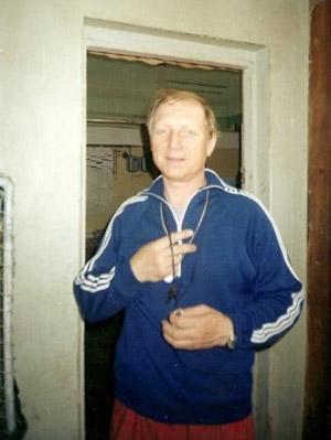 Виктор Григорьевич Фомченков