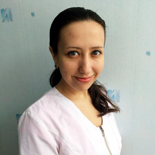 Виктория Александровна Игнатова