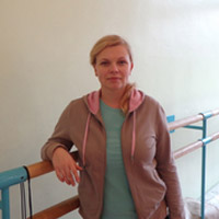 Виктория Валерьевна Глебова