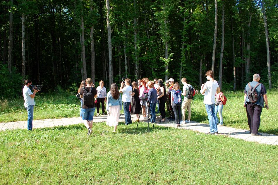 Большая экскурсия по природно-археологической зоне «Лужки—Горки—Ладенки» (13 июля 2018 года)