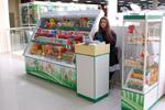 Магазин сладостей «Вкусная помощь» в городе Обнинске