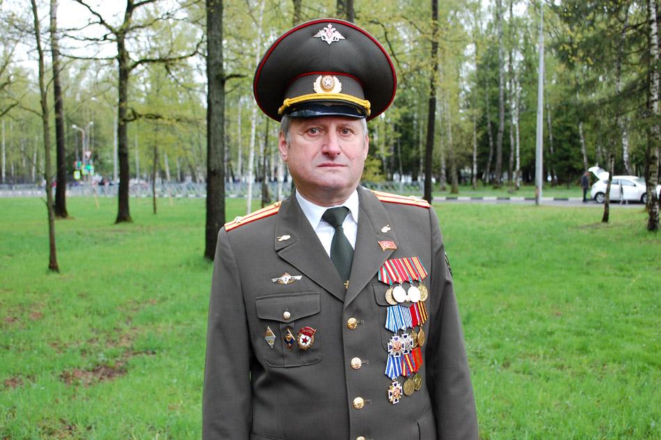 Владимир Алексеевич Шумило