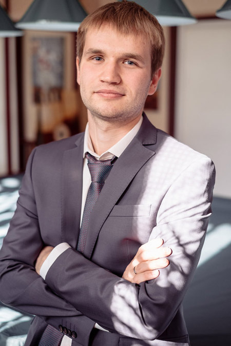 Владимир Андреевич Комаров