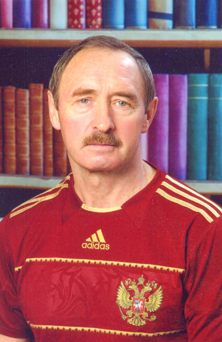 Владимир Андреевич Слёзкин