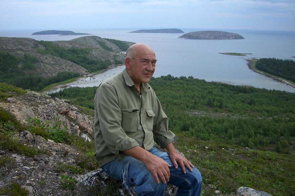 Владимир Борисович Серебренников
